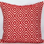 Best Red Decorative Pillows