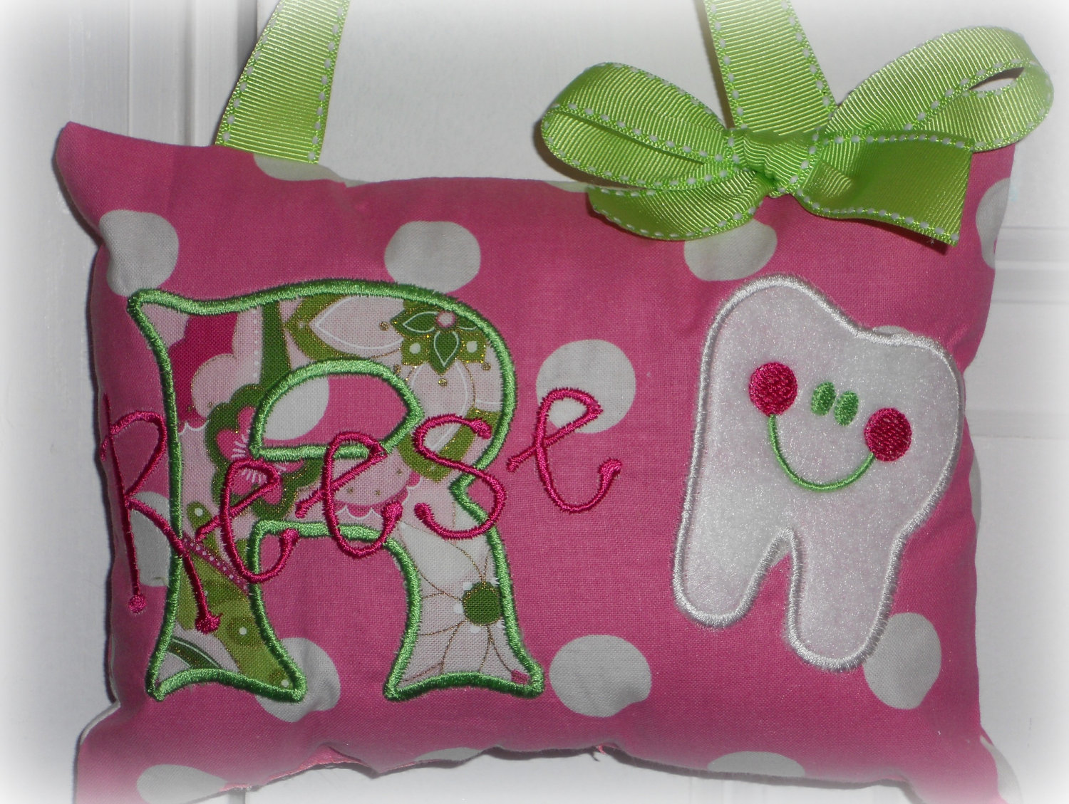 Image of: Best Tooth Fairy Pillow