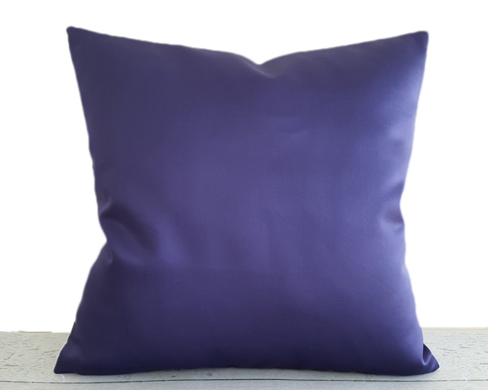 Image of: Black And Purple Throw Pillows