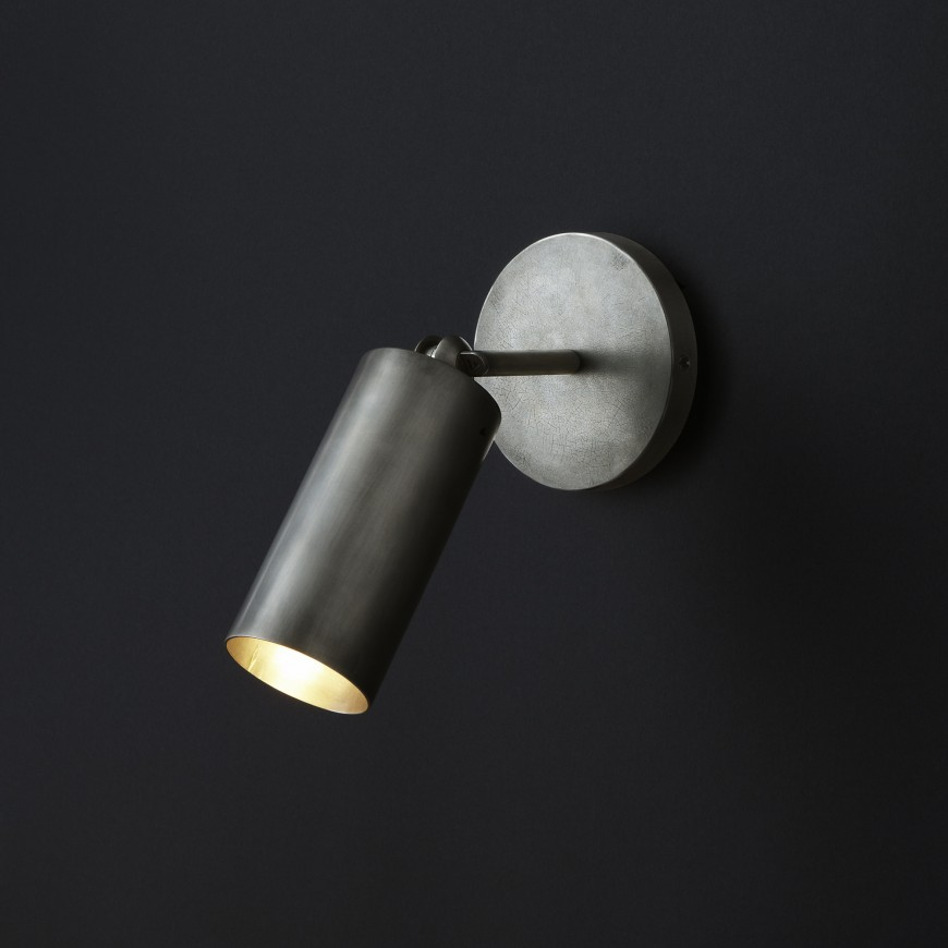 Image of: Black Sconce Lights Type