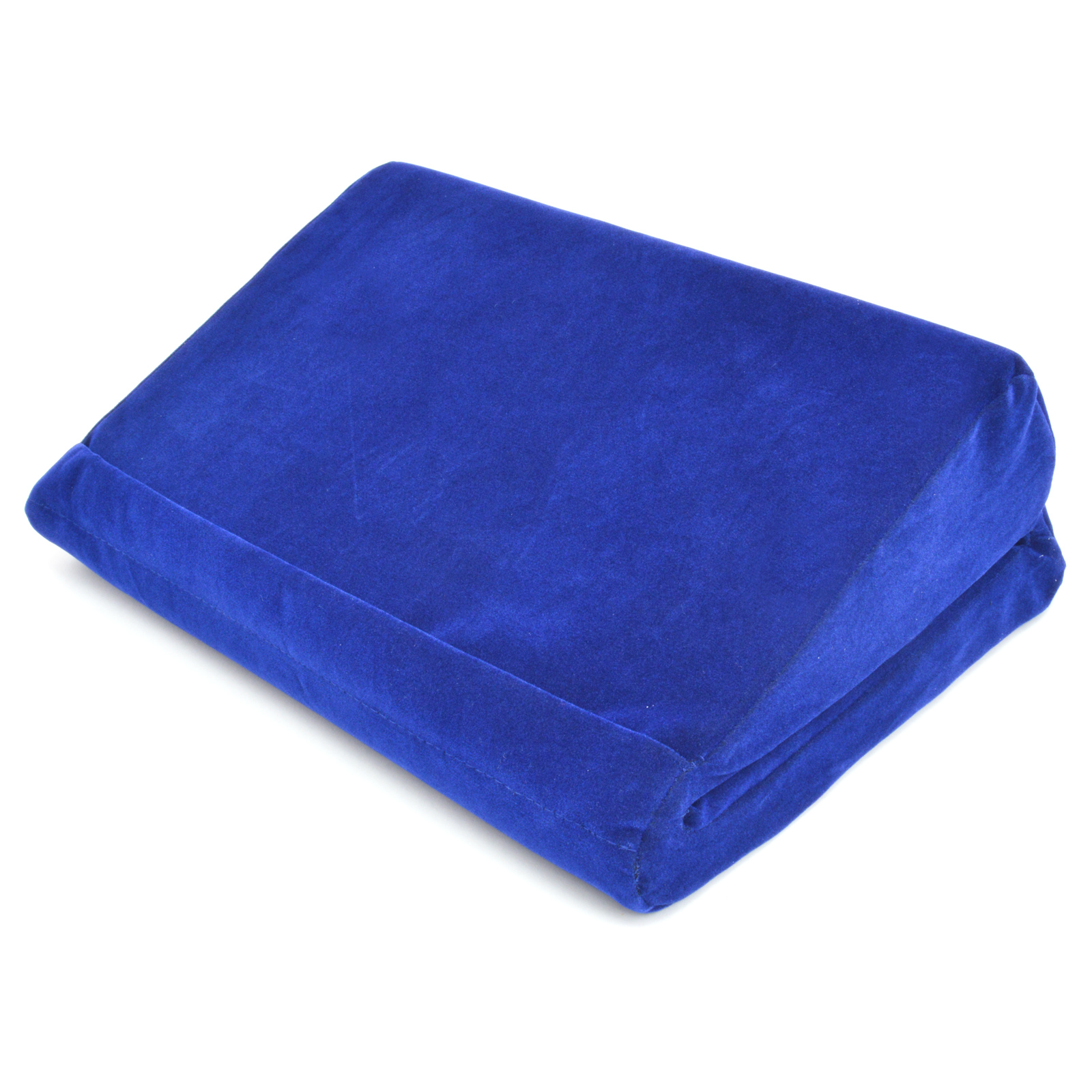 Image of: Blue Tablet Pillow