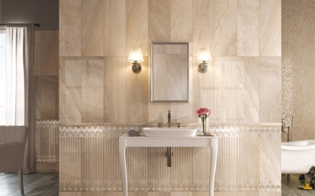 Image of: Bright Wall Sconces for Vanity