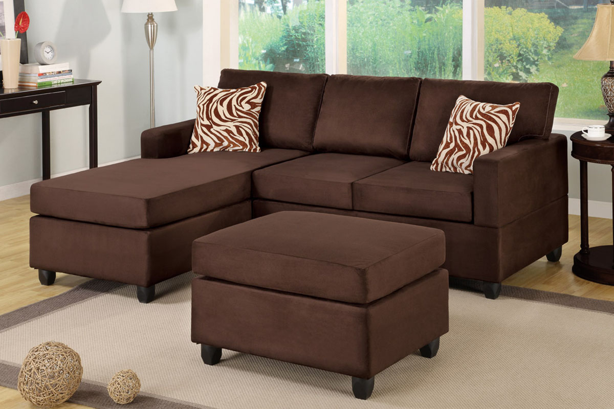 Image of: Brown Sofa Pillows