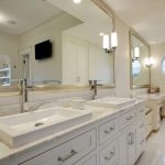 Brushed Nickel Bathroom Sconces Lighting