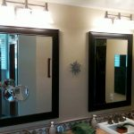 Brushed Nickel Sconces for Flowers