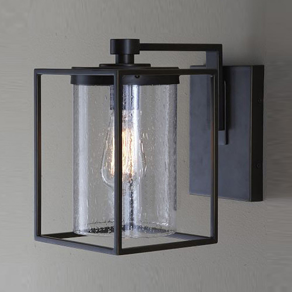 Image of: Cage Sconce