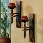 Candle Sconces Wall Decor