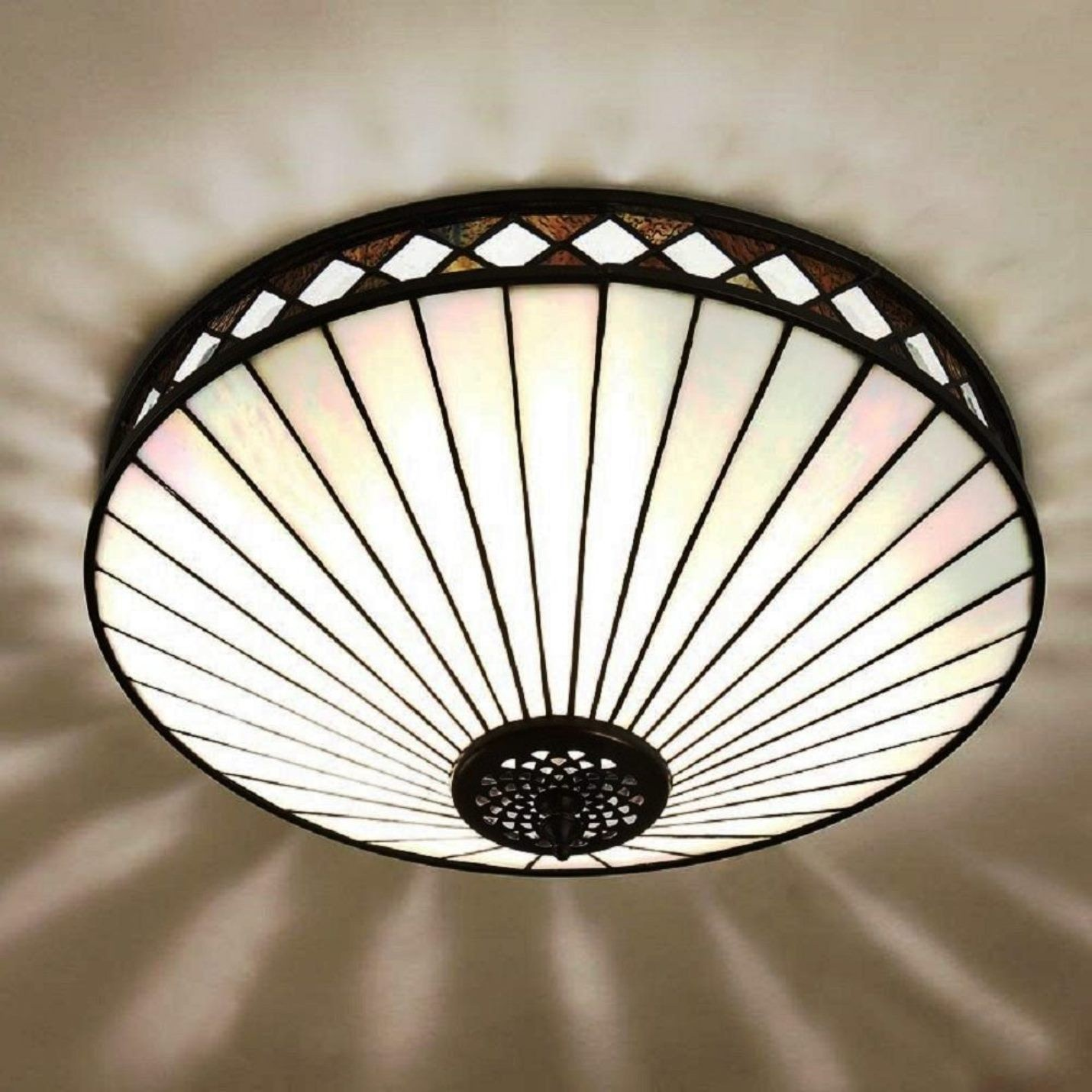 Image of: Ceiling Sconce Style