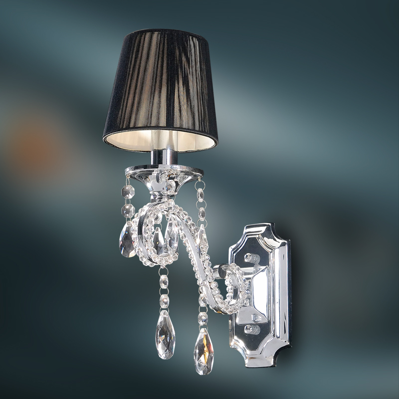 Image of: Chandelier Sconce Design
