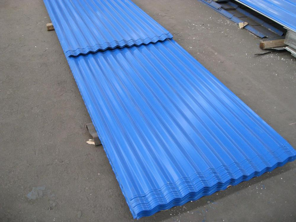 Image of: Cheap Corrugated Aluminum Roofing