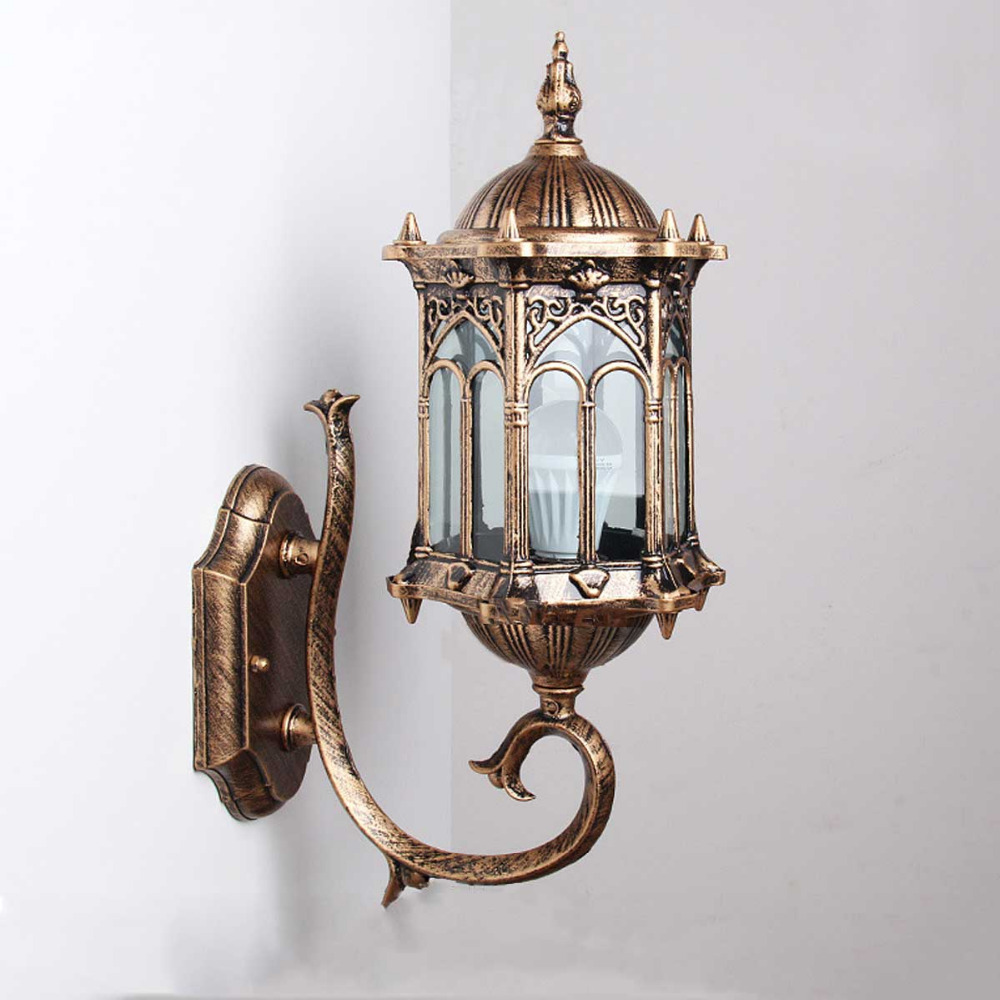 Image of: Cheap Exterior Wall Sconces