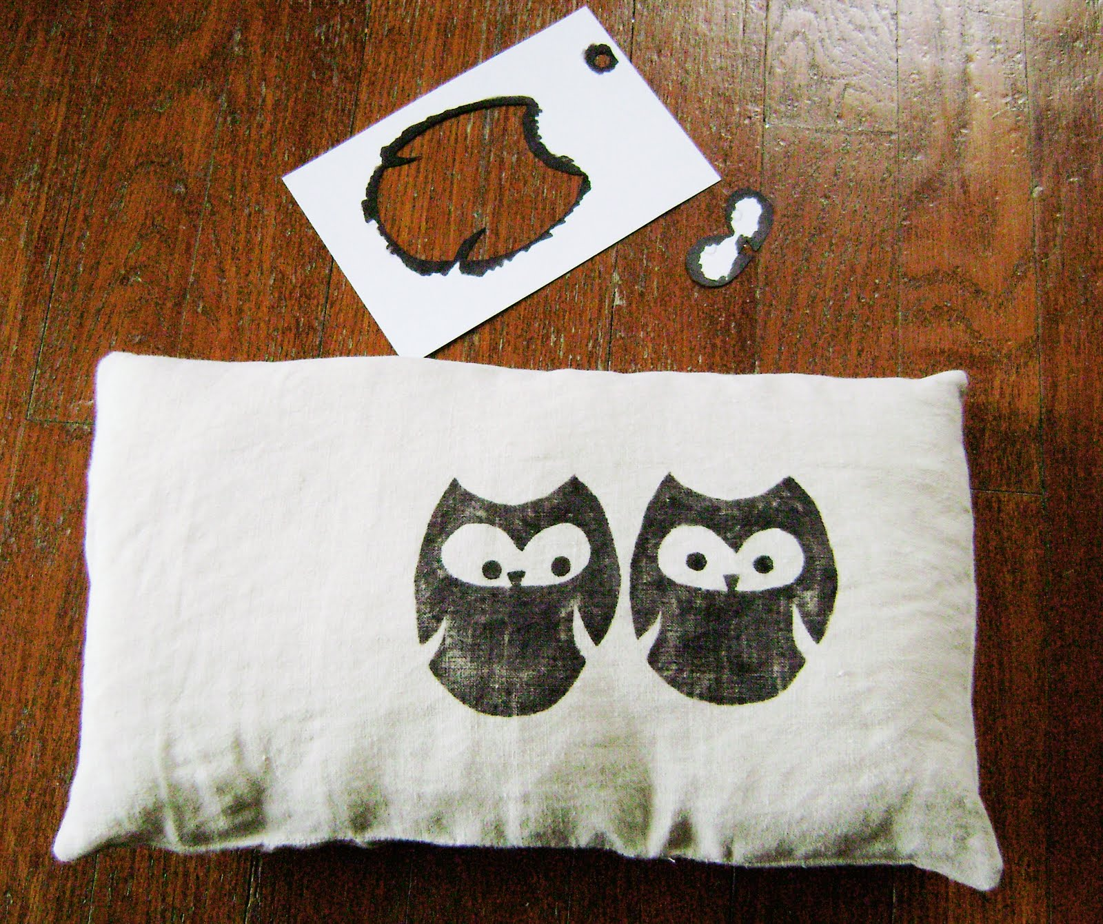 Image of: Cheap Owl Pillow
