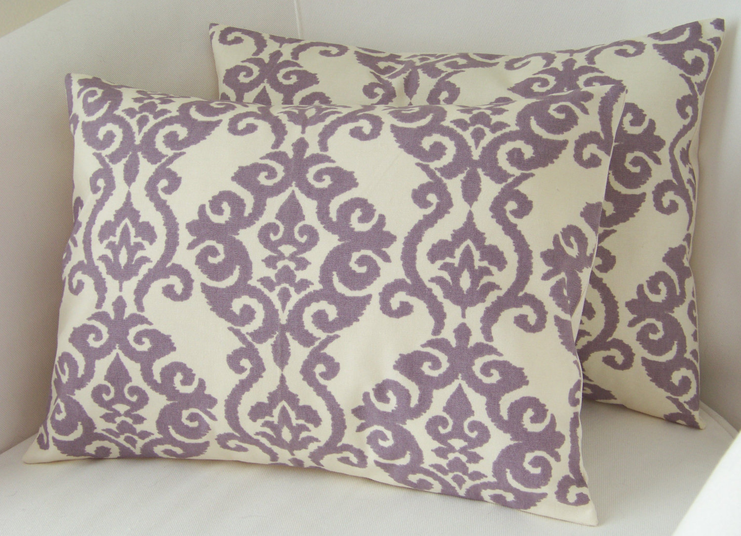 Image of: Cheap Purple Lumbar Pillow
