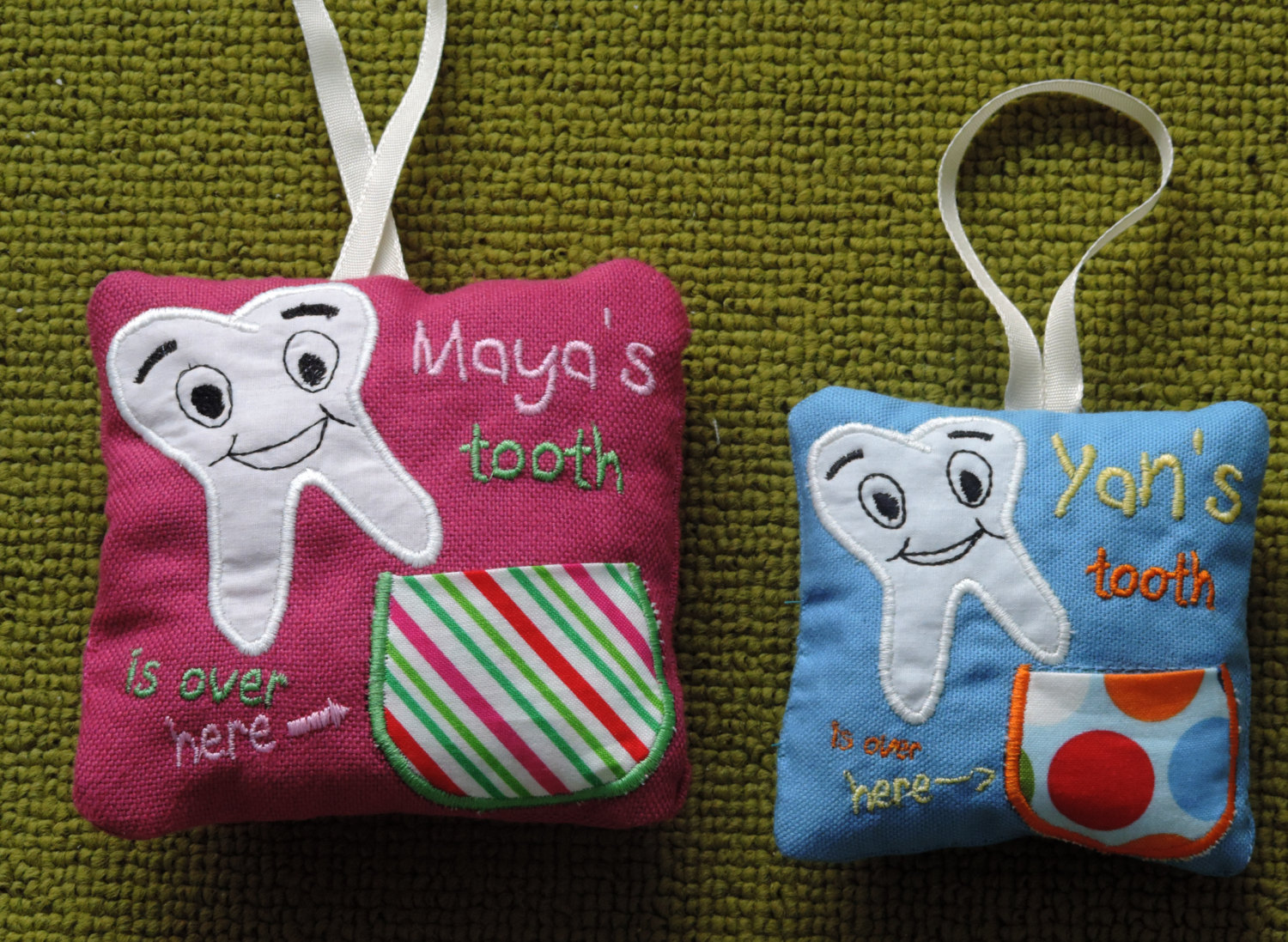 Image of: Cheap Tooth Fairy Pillow