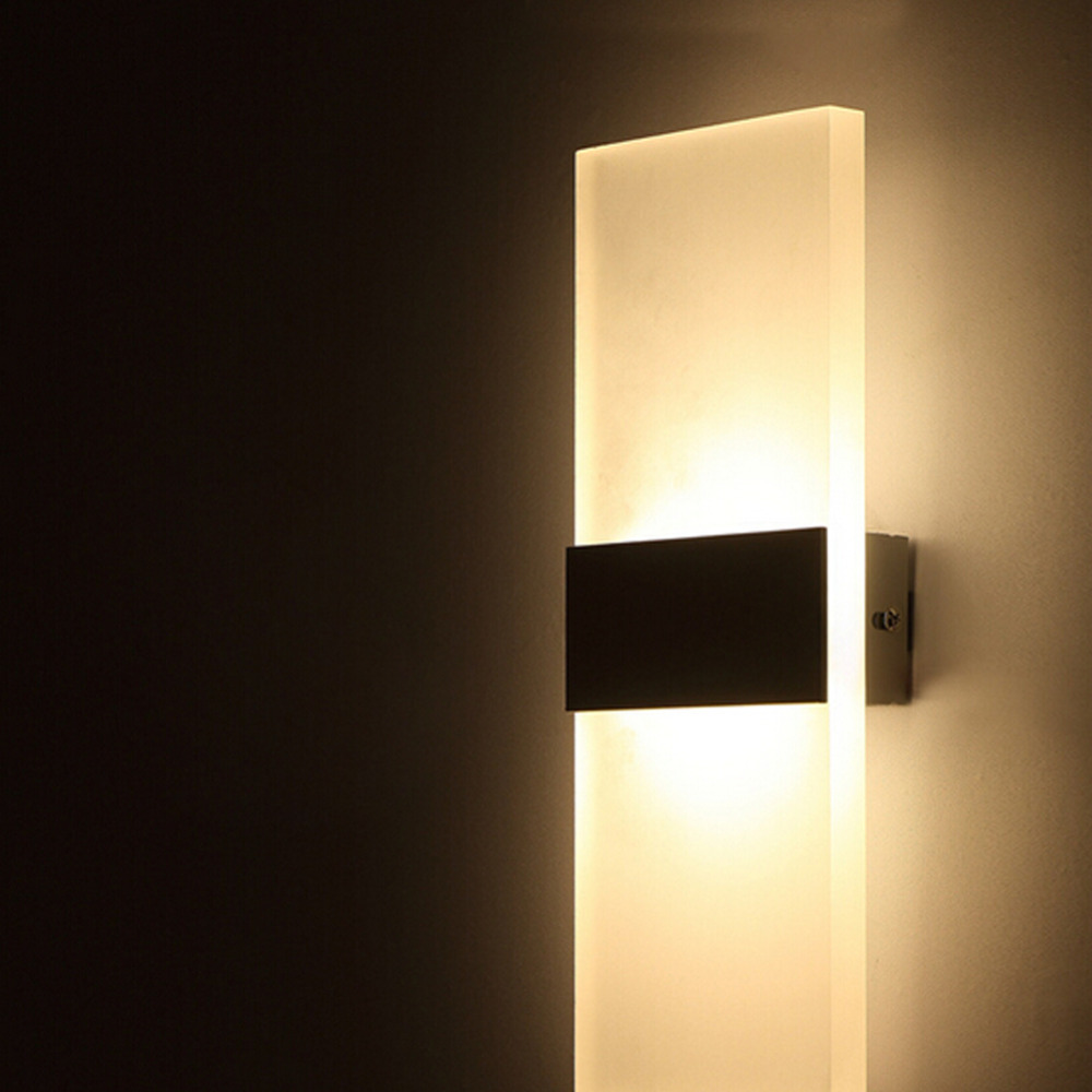 Image of: Cheap Wall Sconces Ideas LED Light Bars