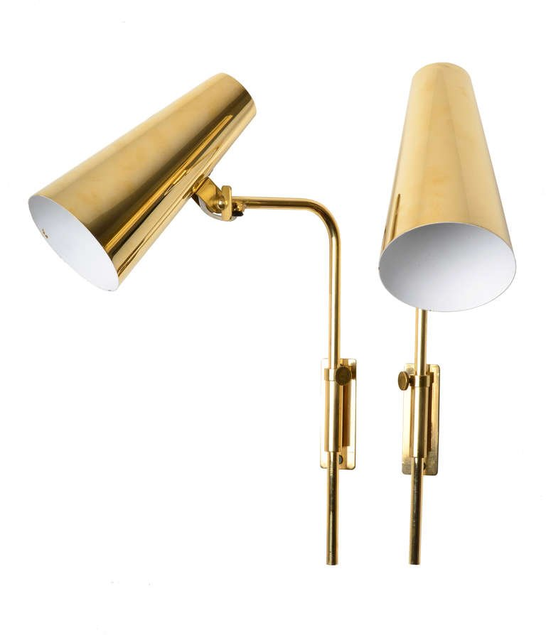 Image of: Classic Adjustable Wall Sconce