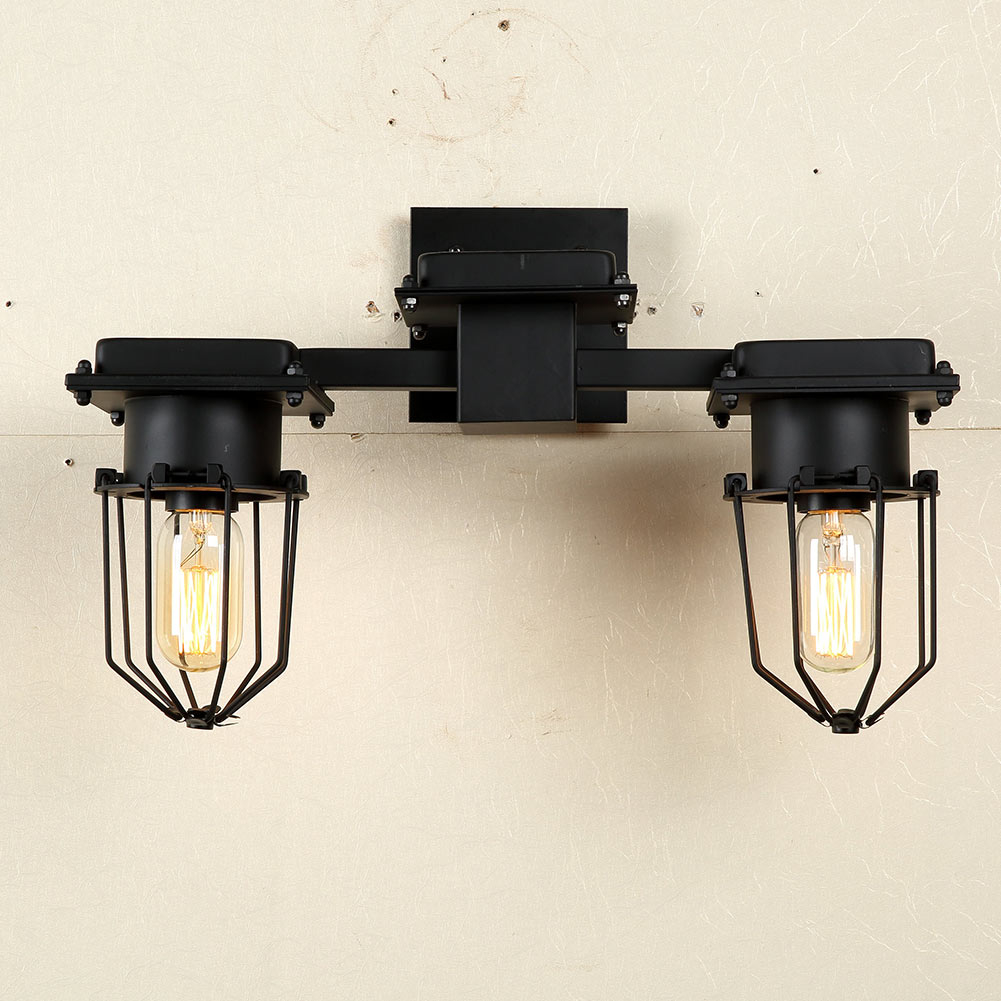 Image of: Classic Double Wall Sconce