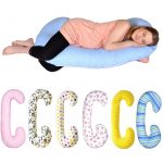 Color Maternity Body Pillow