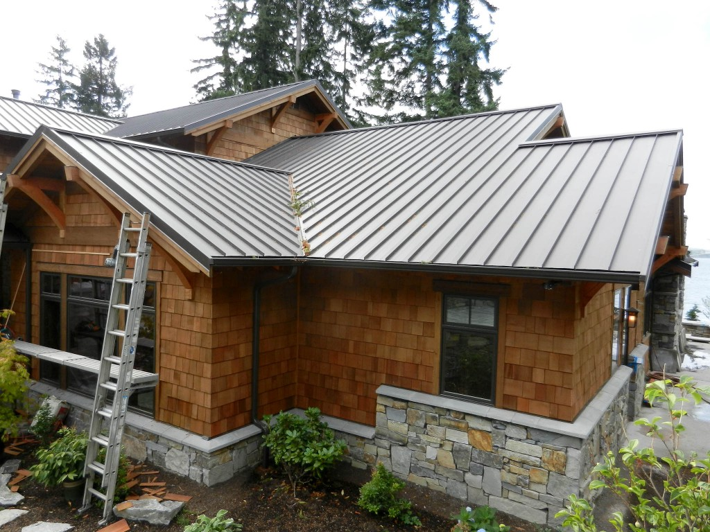 Image of: Colors Of Metal Roofs Pictures