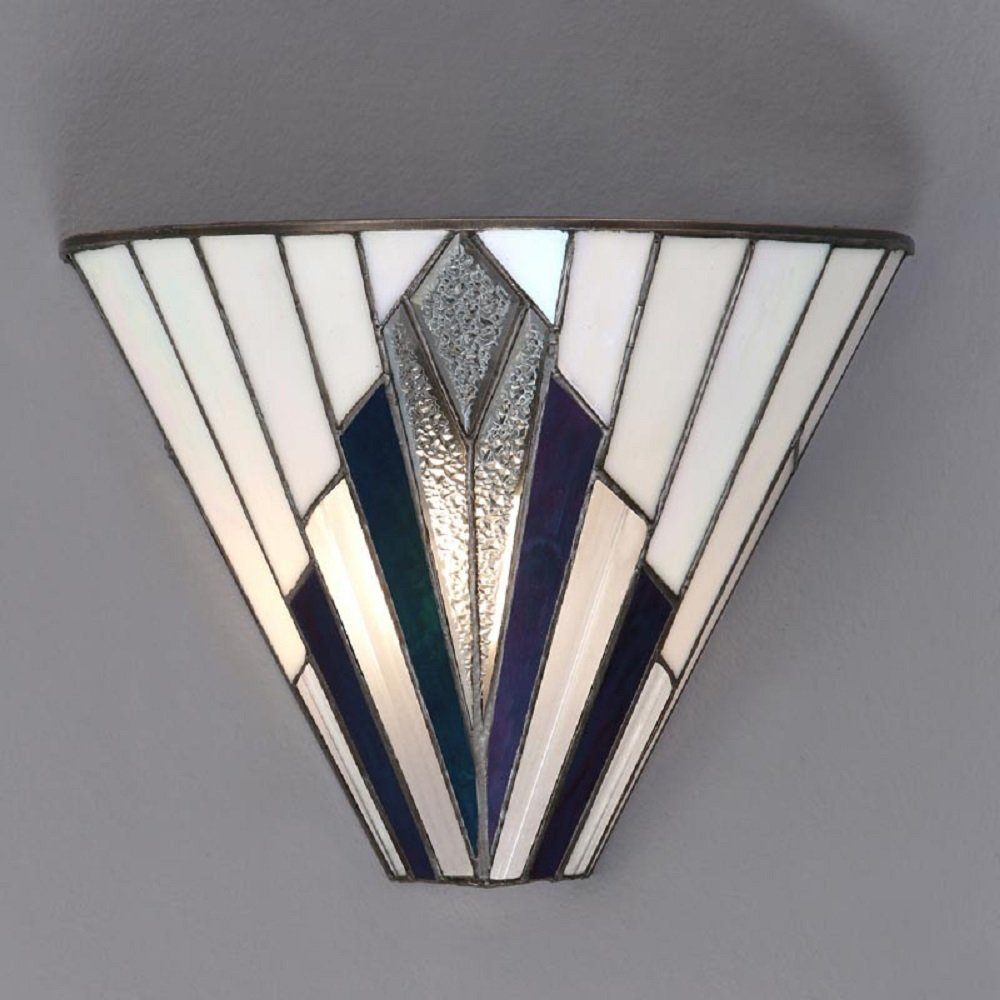 Contemporary Art Deco Wall Sconce