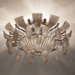 Contemporary Ceiling Sconce
