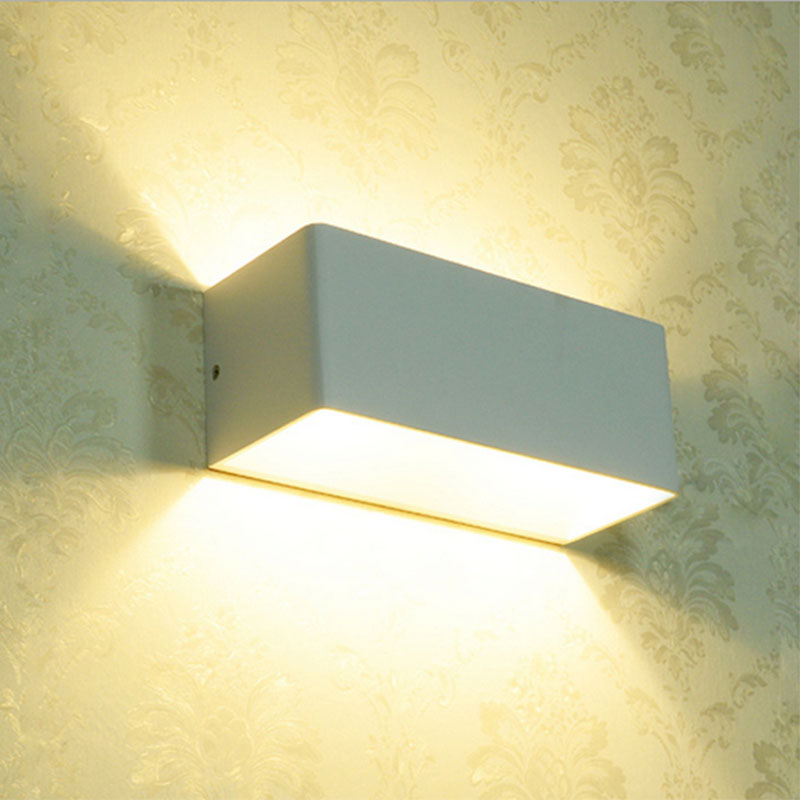 Contemporary Hardwired Wall Sconce