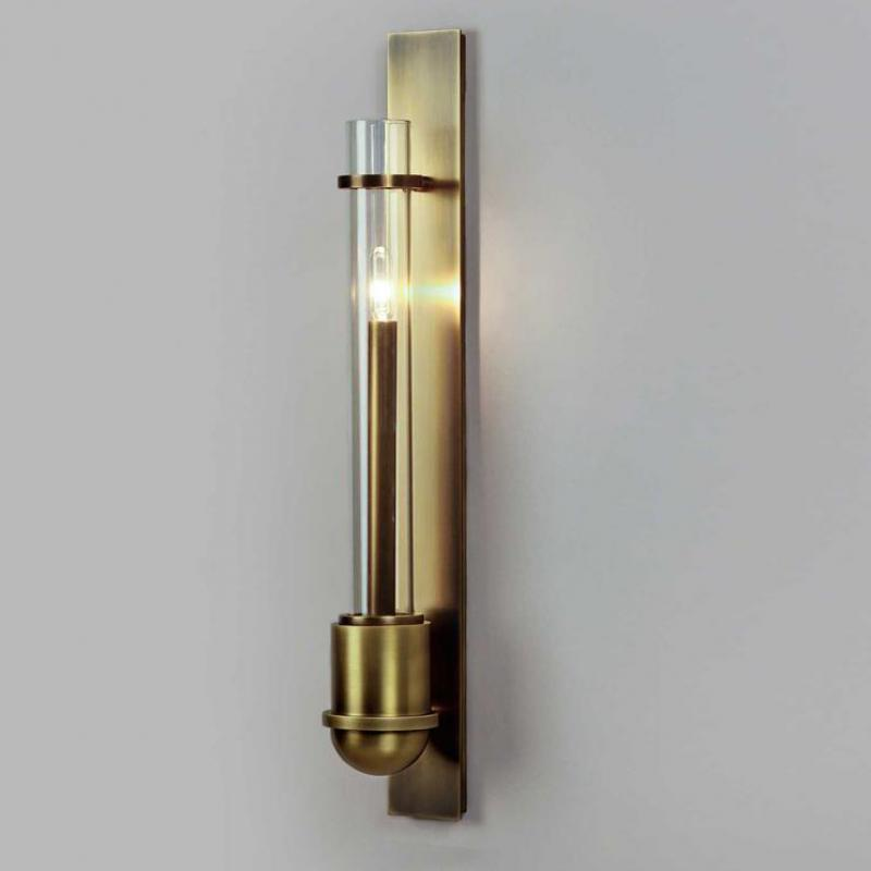 Image of: Corded Wall Sconce Sleek