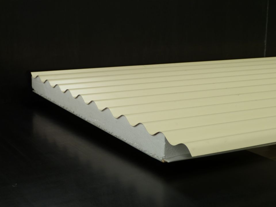 Image of: Corrugated Roof Panels Photo