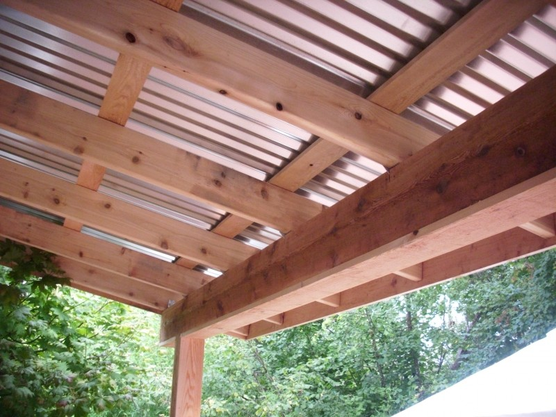 Corrugated Roof Panels Picture