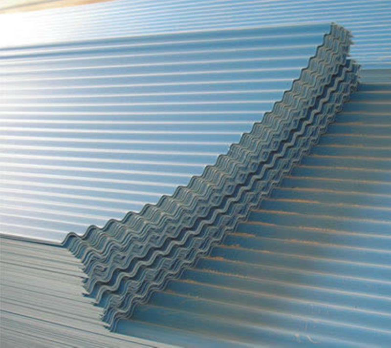 Image of: Corrugated Roofing Sheets Ideas