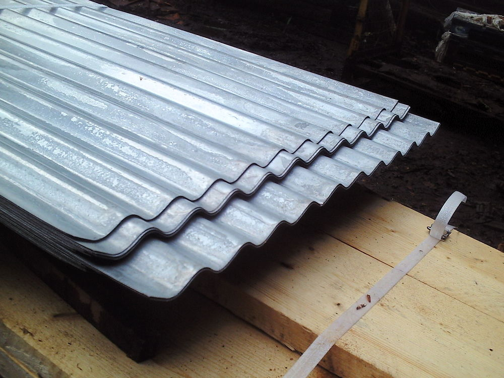 Image of: Corrugated Roofing Sheets Picture