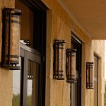 Craftsman Style Wall Sconce Decor