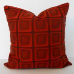 Creative Red Decorative Pillows