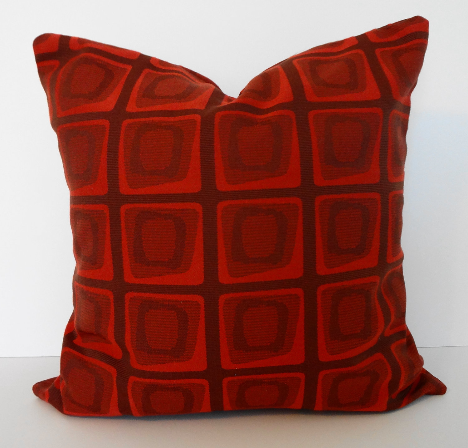 Image of: Creative Red Decorative Pillows