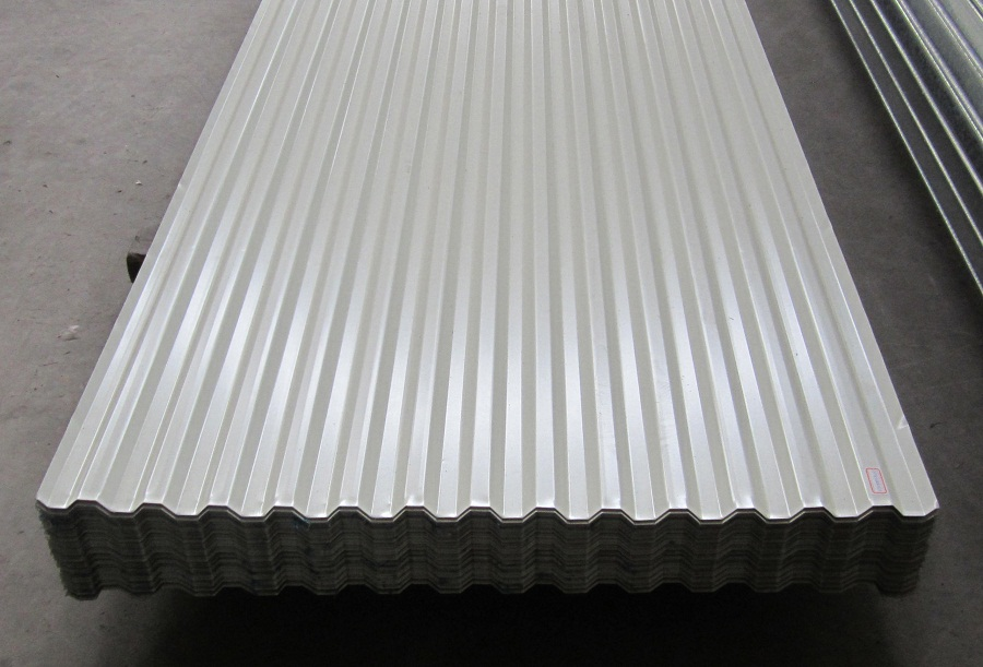 Custom Corrugated Metal Roof