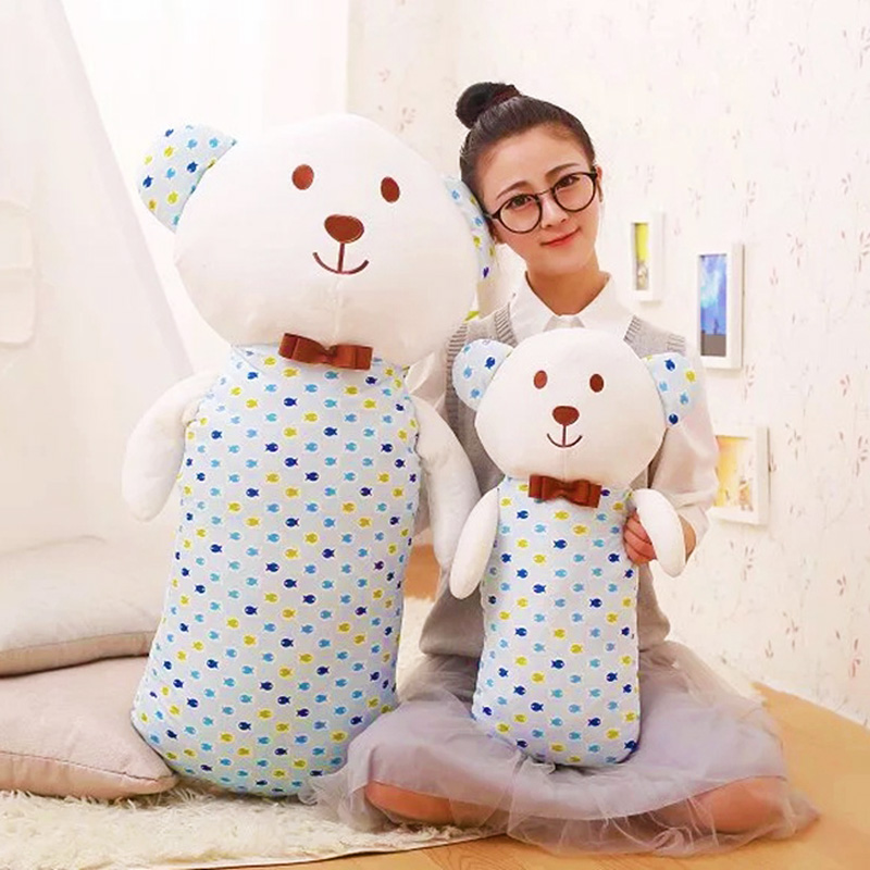 Image of: Cute Long Pillow