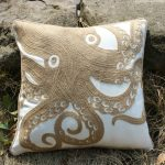 DIY Octopus Pillow