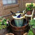 DIY Outdoor Water Fountain Backyard