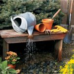 DIY Outdoor Water Fountain Kits