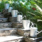DIY Outdoor Water Fountain for Garden