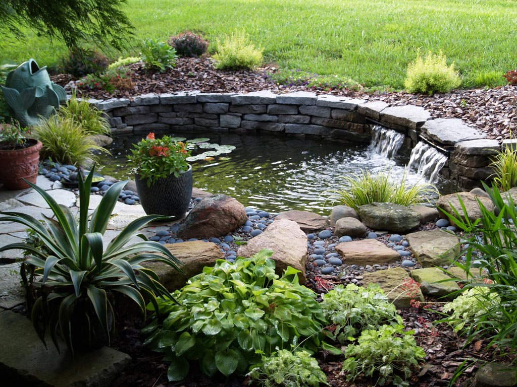 DIY Pond Fountain Aerator