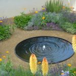 DIY Pond Fountain Farm