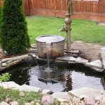 DIY Pond Fountain Floating
