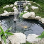 DIY Pond Fountain Water