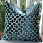 Dark Turquoise Pillows