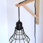 Decorative Cage Sconce