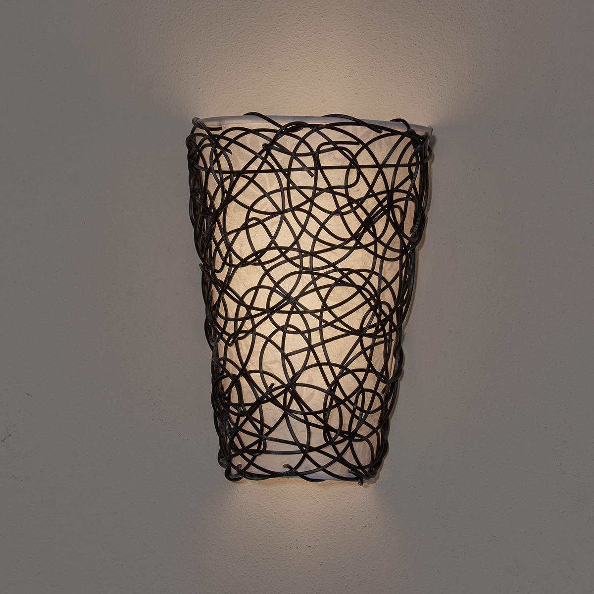 Image of: Decorative Lantern Sconce Indoor