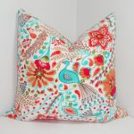 Decorative Turquoise Throw Pillows