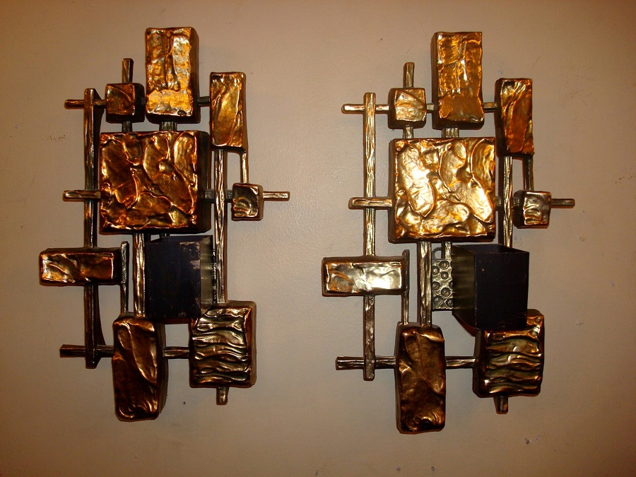 Image of: Decorative Wall Sconces Candle
