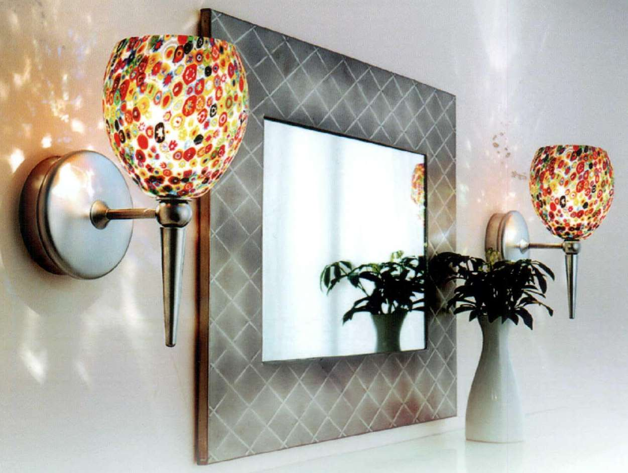 Image of: Decorative Wall Sconces Colors